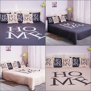 tagesdecke bett berwurf zweiseitig steppdecke 200x220. Black Bedroom Furniture Sets. Home Design Ideas