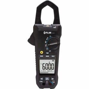 FLIR CM82 Pinza amperometrica, Multimetro portatile digitale CAT III 1000 V, CAT