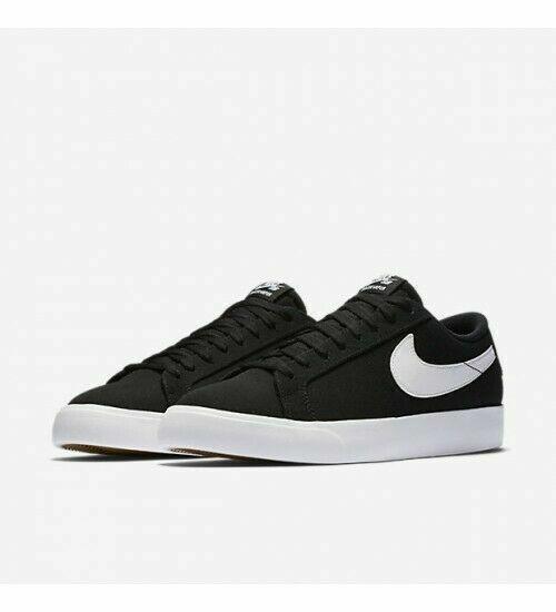 Size 6 - Nike SB Blazer Vapor Textile Black for sale online   eBay