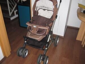 Kinderwagen Bo1 von BabyOne
