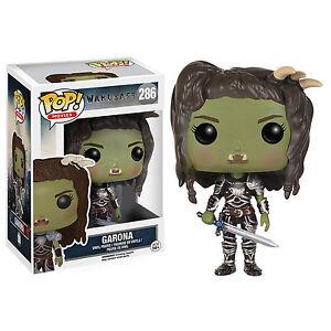 World Of Warcraft Pop Garona Vinyl Figure New Toys Collectibles Wow Movie 849803074692 Ebay
