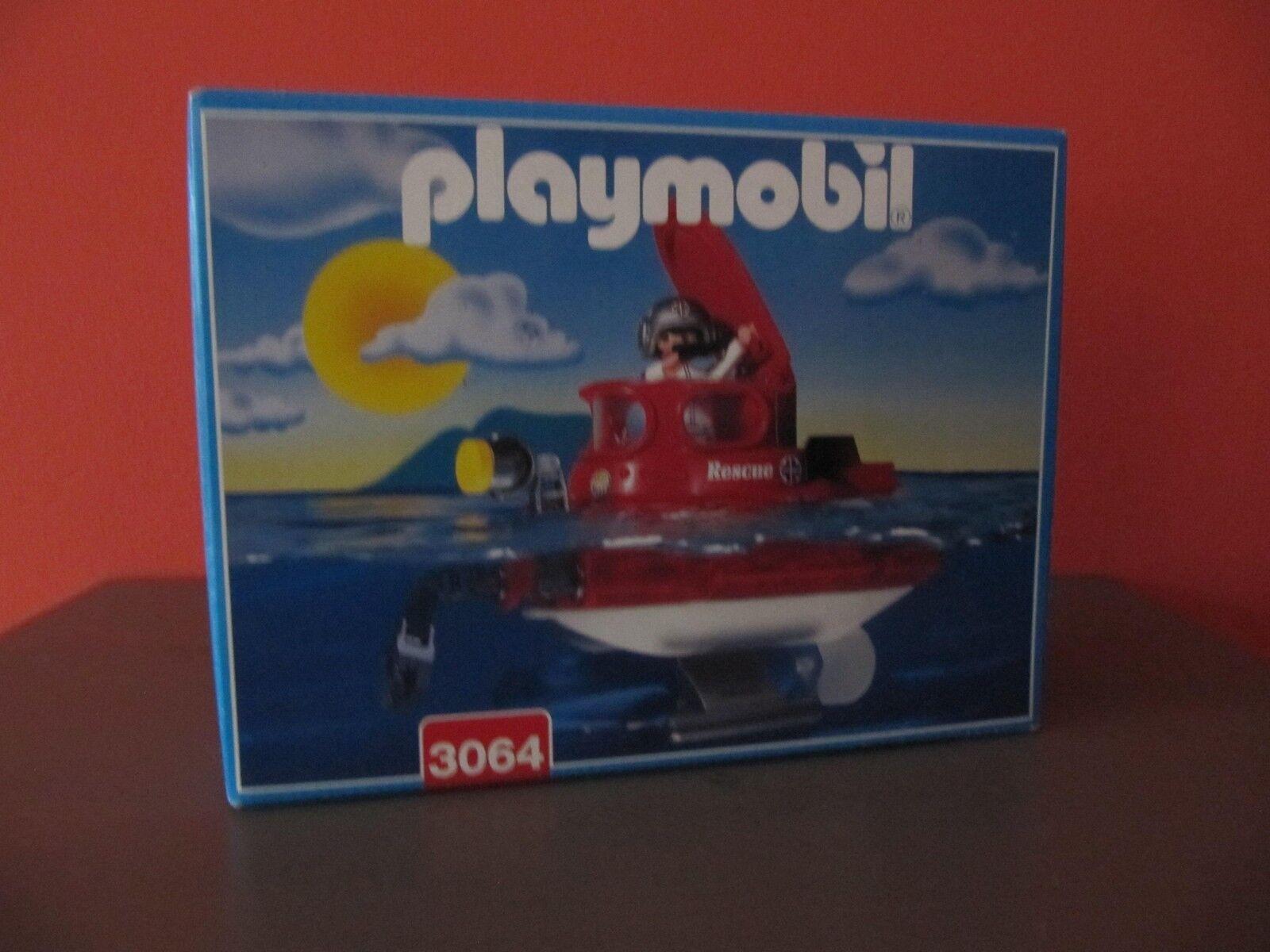 Neu  Playmobil 3064   Expeditions-TauchStiefel   aus 1999 in ungeöffneter OVP    Clever und praktisch
