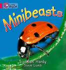 Collins Big Cat: Minibeasts: Band 01A/Pink A by Siobhan Hardy (Paperback, 2012)