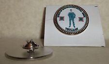 HM Armed Forces Duke of Edinburgh's Royal Regiment Veteran Lapel pin badge.