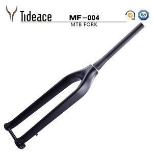 29ER-Thru-AXLE-Carbon-Fiber-Mountain-Bike-Front-Forks-29ER-3K-UD-MTB-Front-Fork