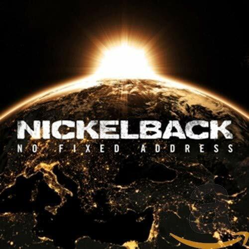 Nickelback No Fixed Address Ne Sealed {Audio CD}