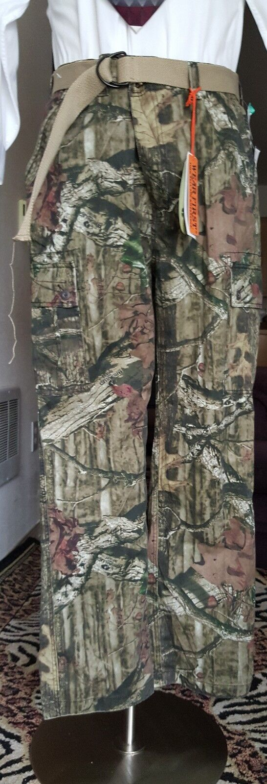 Men's camouflage military Pants 38 x 32 Wear First