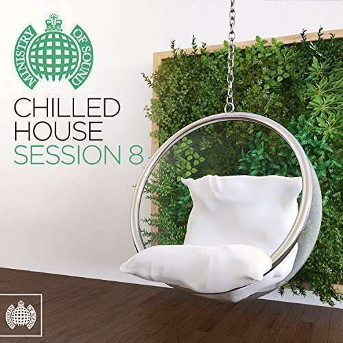Varios - Enfriarse House Session 8 - Ministry Of Sound Nuevo CD
