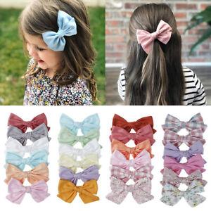 Baby  Kid Children/'s Girls Hair Pin Clip Hair Grips Slides 30Pc