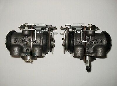 Rear Wheel Cylinder Brake 1-3//16 For ISUZU Truck 990-1095 Front Rh