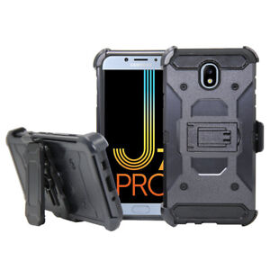 Armure-Bequille-etui-case-cover-Pour-Samsung-Galaxy-J5-Pro-2017-J7-Pro-2017