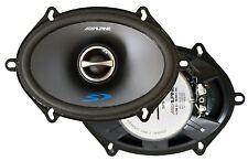 "-2- Alpine Type S 5x7"" / 6x8"" 2-Way Speakers, 230 Watts - SPS-517 - 1 Pair"