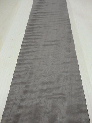 Eucalyptus Gray Texture Figured Wood Veneer 5 X 114 Raw No Backing 1 42 Thick Ebay
