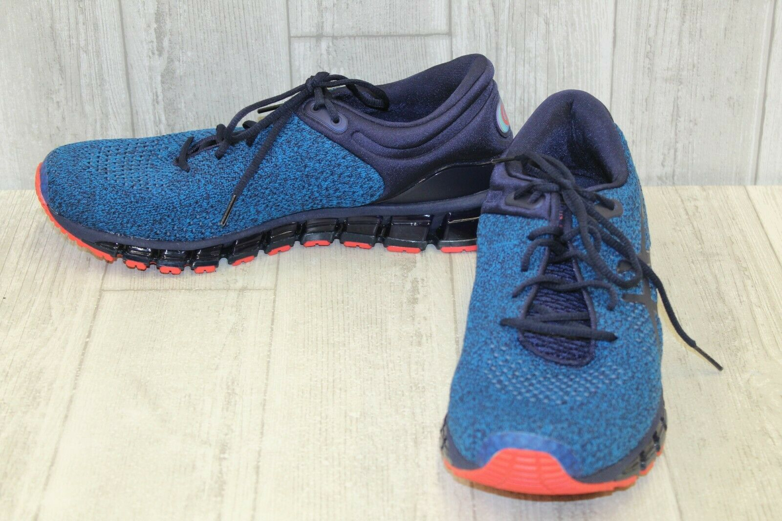 Asics Gel-Quantum 360 Knit 2 2 2 Running shoes - Men's Size 10.5 - Race bluee Peacoat 4df7b6