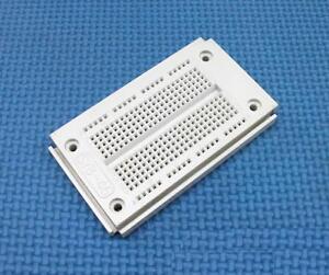 2PCS Solderless PCB Bread Board SYB-46 Test Develop  Breadboard 270 Points