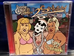 Shaggy-2-Dope-Keep-it-Scrubbin-039-CD-Single-insane-clown-posse-rare-twiztid-icp
