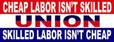 Union Skilled Labor Cu 15