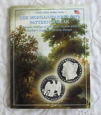 USA MORGAN/BARBER 1879 MODERN MULE PROOF RETRO PATTERN DOLLAR SET- sealed pack