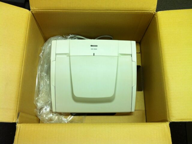 CANON DR 3060 ISIS DRIVER PC