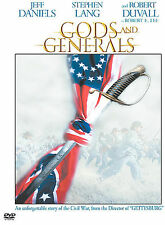 Gods and Generals (DVD, 2003)