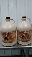 2 Gallons Pure Wisconsin Maple Syrup