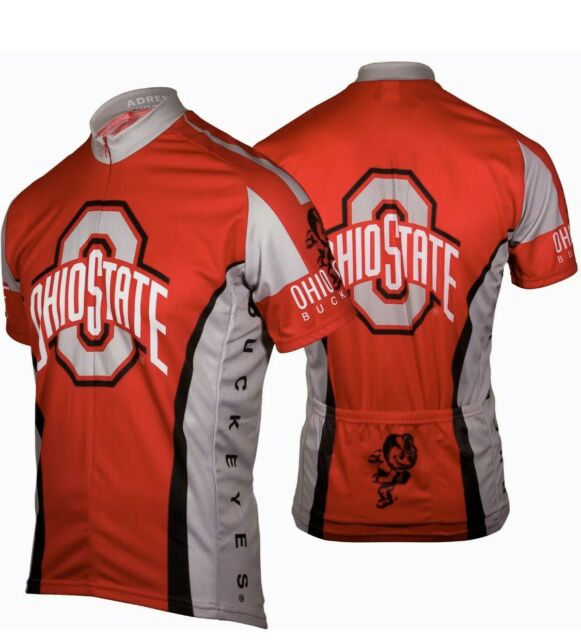 NCAA Men/'s Adrenaline Promotions Alabama Crimson Tide Road Cycling Jersey