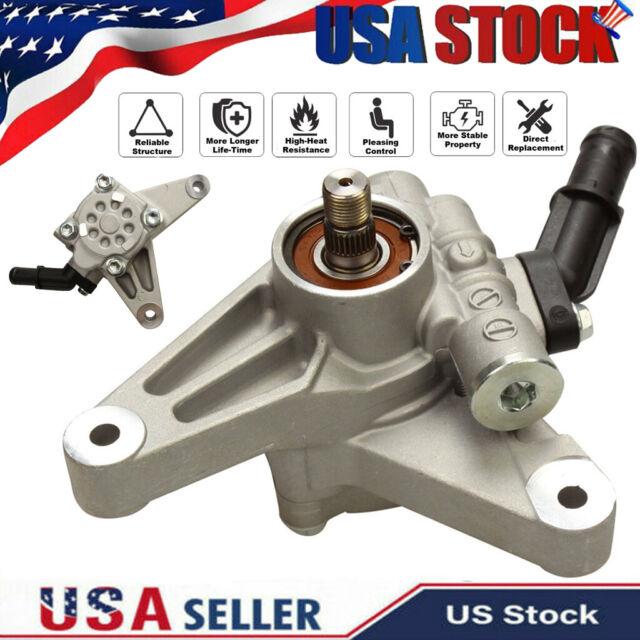 Power Steering Pump For 03 04 05 06 Honda Accord V6 3.0L