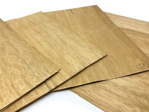 Furnier Holz Limba Modellbau Edelholz Diy Basteln Werken Bauen Brett