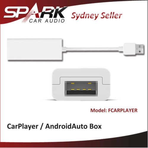 SP CarPlayer Android Auto Box USB Adapter Compatible with F Series Stereo