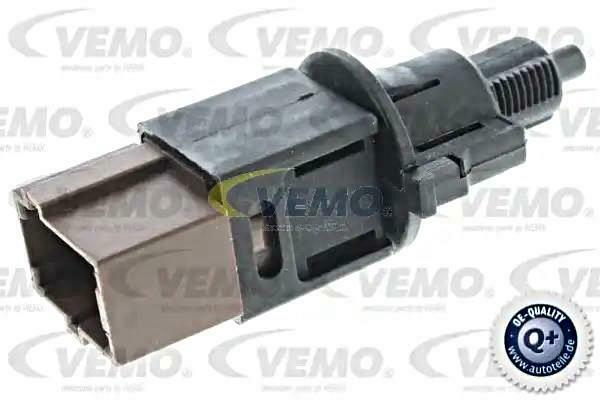 Brake Light Switch Black Brown VEMO For NISSAN RENAULT ROVER Tino 25300-AT30A