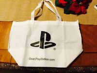 2015 Sony Playstation Experience Psx Tote Bag Playstation Gear Store Rare