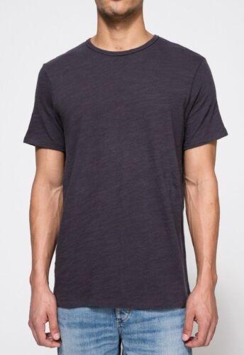 redondo cuello azul marino con Rag camiseta Bone para manga hombre de básica corta 00O8RUqw