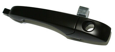 New Smooth Black Replacement Outside Door Handle LH FRONT / FOR DODGE & CHRYSLER