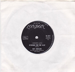 Roy-Orbison-Working-For-The-Man-7-034-single