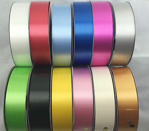 New-Ribbon-Roll-Bow-Gift-Wrapping-Present-Party-Wedding-Decor-Bulk