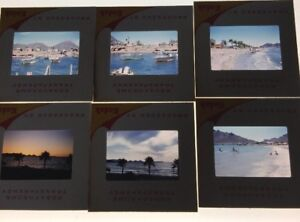 Lot-Of-21-Vintage-60-s-70-s-Mexico-Vacation-35mm-Color-Slides