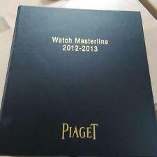 CATALOGUE PIAGET MASTERLINE 2012/13