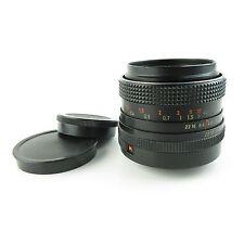 Für M42 Carl Zeiss Jena Flektogon 2,4/35 red MC Objektiv / lens