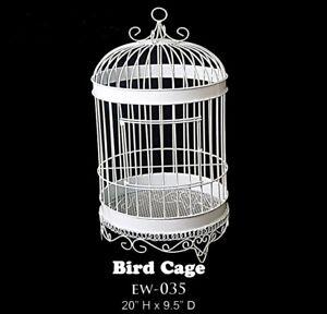 Decorative Bird Cages Wedding Reception Holder Centerpiece Garden