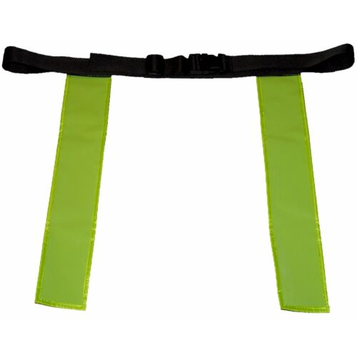 1 PC THREE SIZES WORKOUTZ FLAG FOOTBALL BELT RUGBY TAG