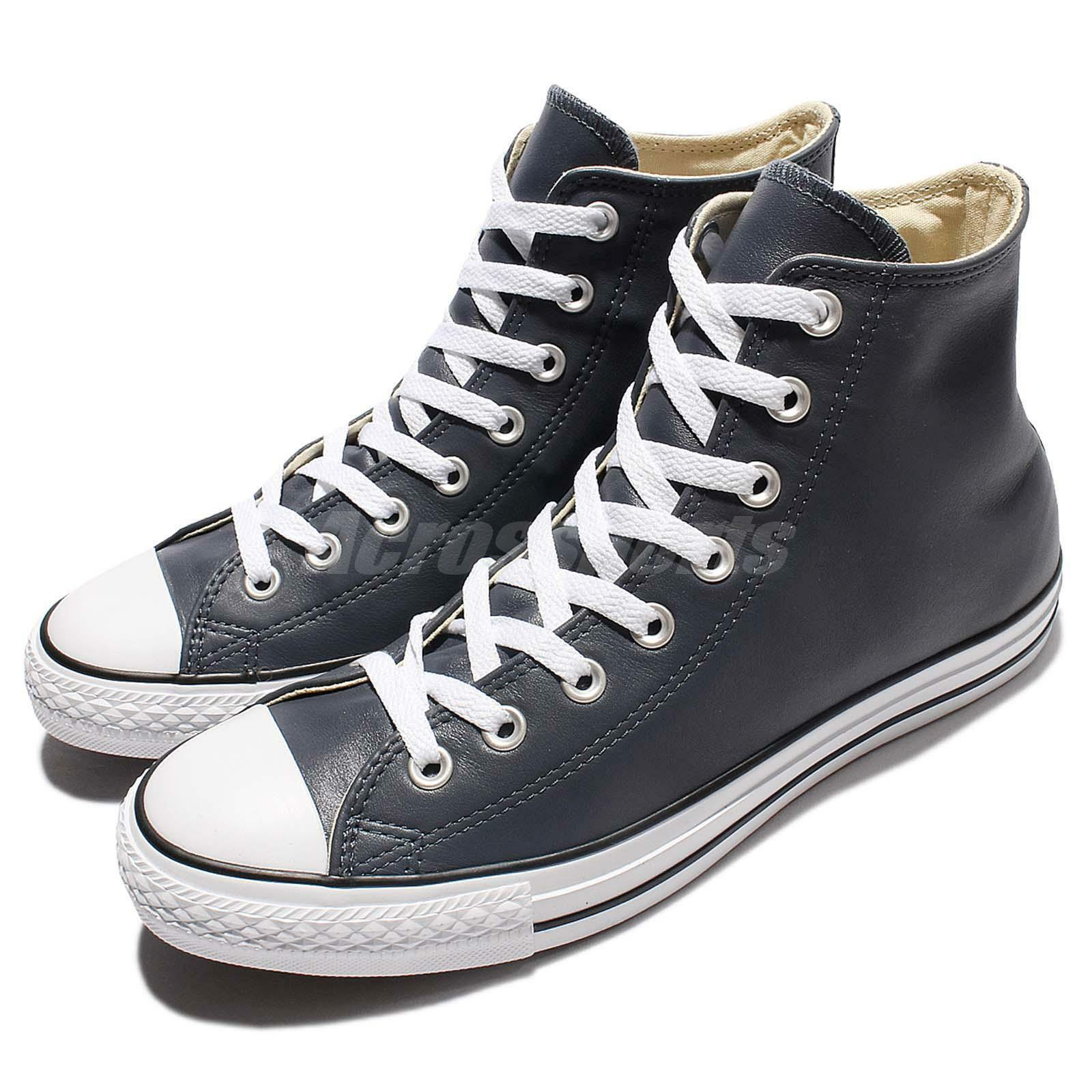 Converse Chuck Taylor All Star Navy White Men Shoes Sneakers 156388C