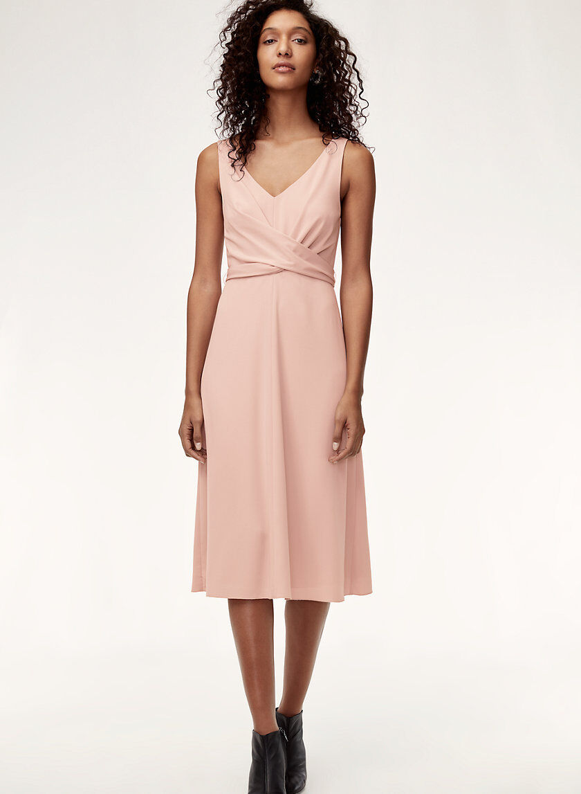 Aritzia Wilfred Darcell Dress, Camille