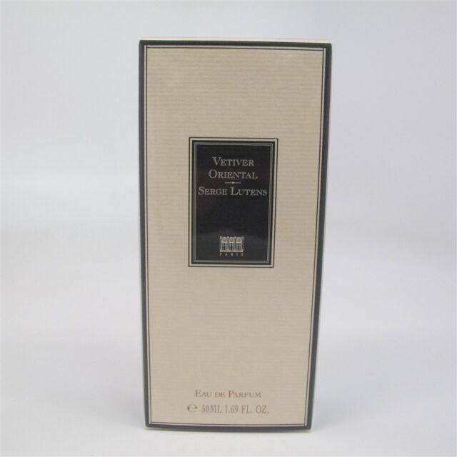 VETIVER ORIENTAL by Serge Lutens 50 ml/ 1.6 oz Eau de Parfum Spray/Splash NIB