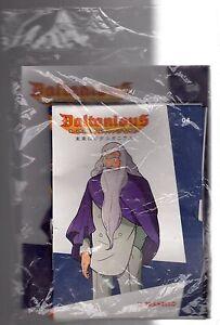 dvd-fascicolo-DALTANIOUS-IL-ROBOT-DEL-FUTURO-numero-4-IL-TRANELLO