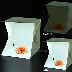 Light-Room-Mini-Photo-Studio-15-034-Photography-Lighting-Tent-Kit-Backdrop-Cube-Box