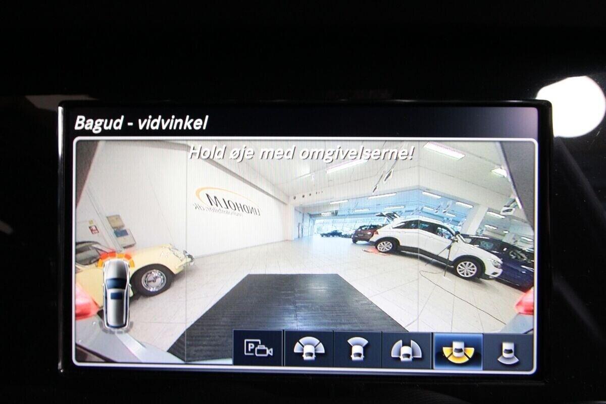 Mercedes E220 d AMG Line stc. aut.