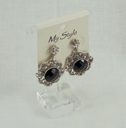 My Style Small Rhinestone Teardrop or Flower Theme Dangle to Pick New