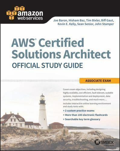 PDF AWS Certified Solutions Architect Official Study Guide eBook