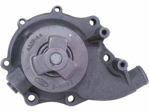 For 1991-1993 Ford B600 Water Pump Cardone 82715QH 1992 6.6L 6 Cyl