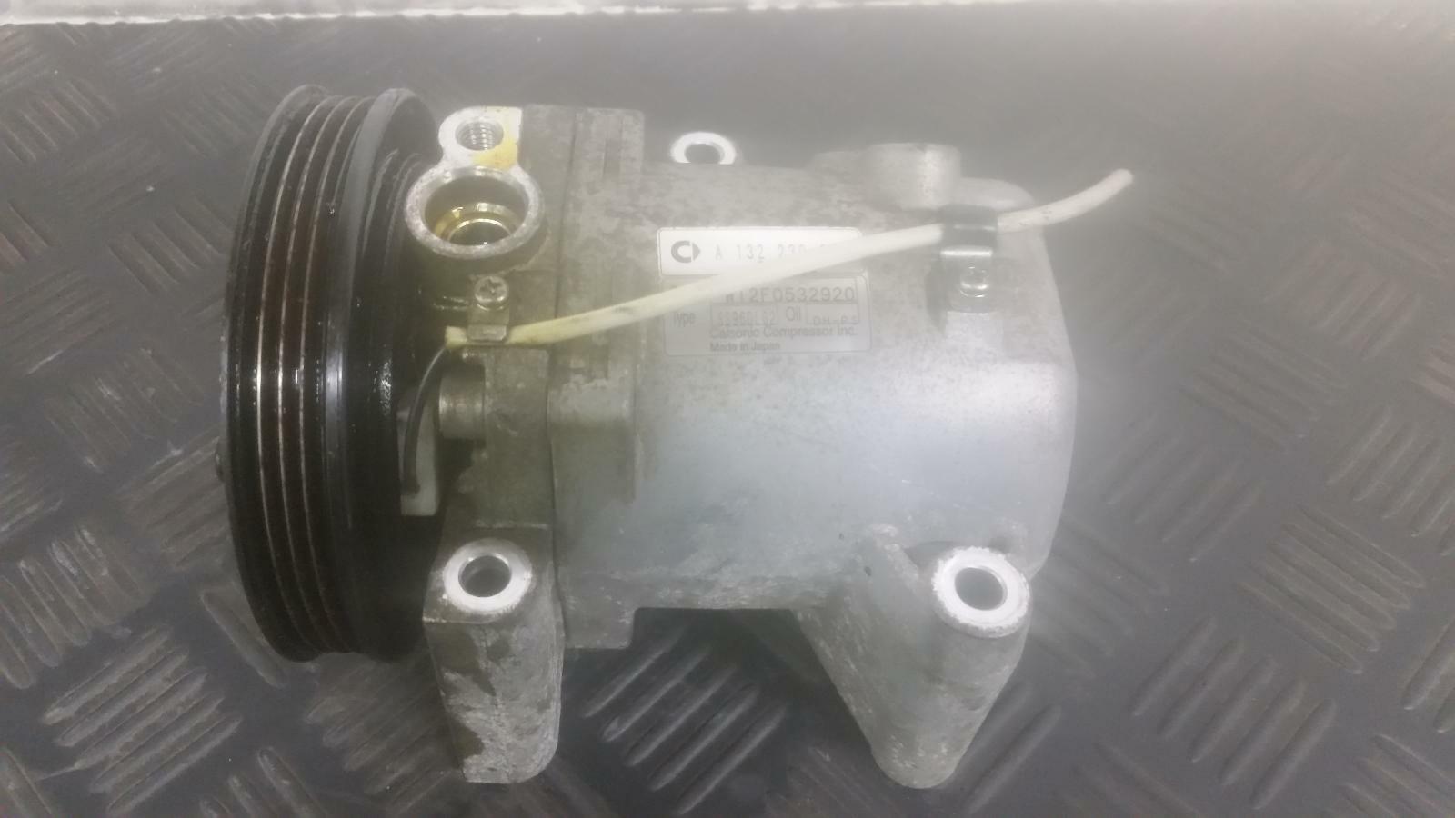 Coche Smart Fortwo 42 2007-2014 1000 Cc Gasolina aire acondicionado bomba Compresor a1322300011